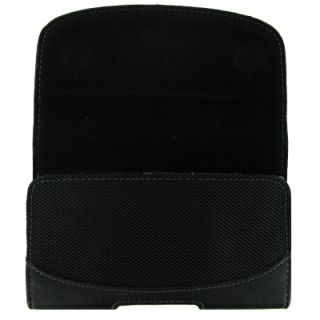 Empire Black Horizontal Leather Case Pouch for Samsung Galaxy s III S3