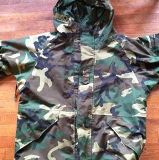 Camo Jacket 10 Deep Diamond Supply Obey ASAP Size Large