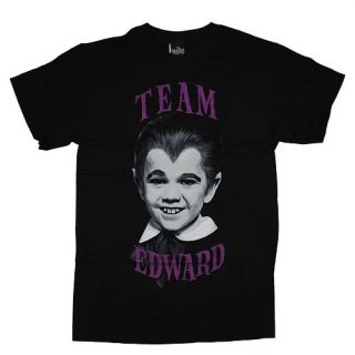 Rock Rebel Team Edward Eddie Munster Mens T Shirt M