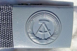 WW2 Style East German Communist Cold War Belt Buckle M XL