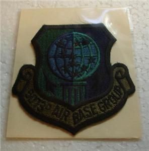 5073rd Air Base Group Patch Shemya AFB Alaska $7 PPD