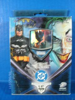 Batman vs The Joker Card Game Upper Deck 1st Edition