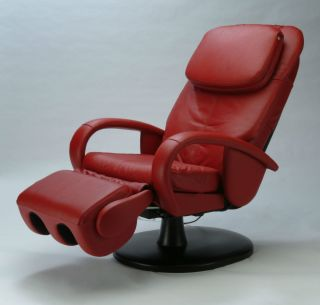 125 Human Touch Massage Chair Recliner Power Electric Recline