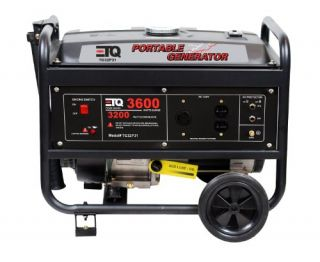 3600 Watt 7 HP 207cc 4 Cycle OHV Gas Powered Portable Generator
