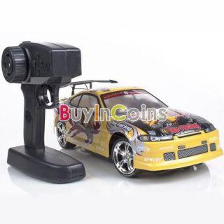 Electric RC Car Drift Drifting 1 14 Remote Radio Control Controlled