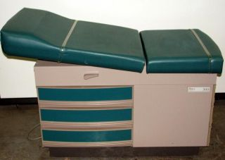 MIDMARK Ritter Exam Table Medical Patient 300 OB GYN Gynecologist