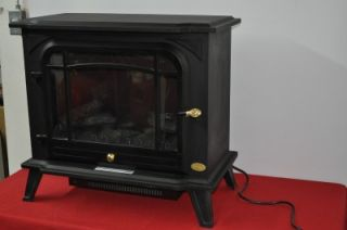 Charmglow Electric Fireplace Stove Heater Model HBL 15SDLPM32 Item