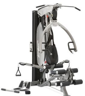 Elite Multi Station Home Gym Exercise Equipment Fitness Machine System