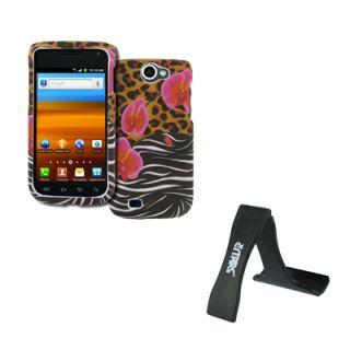 Empire Safari Hard Case Cover Phone Stand for Samsung Exhibit II 4G