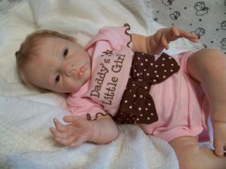 Elise by Natali Blick Baby Reborn by Nolas Babies