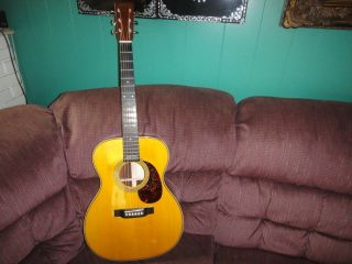 Martin 000 28M 00028m eric clapton limited edition rare guitar