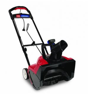 New Toro 38381 18 inch Electric Power Curve Snow Blower Snowblower