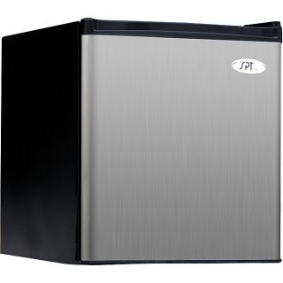Stainless Energy Star Compact Mini Fridge Freezer Small Dorm