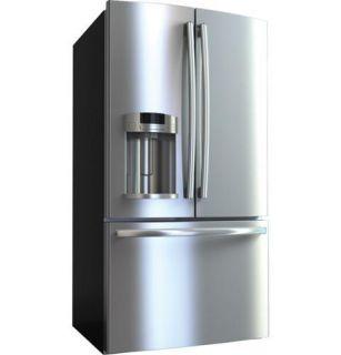 GE Energy Star 27 CU ft French Door Ice Water Refrigerator