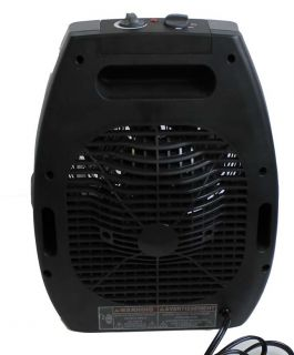 Axium WHTF250M1 Electric Portable Orbital Oscillation Space Heater Fan