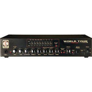 Eden WTB1000 World Tour Black Series Bass Amplifier Head 801128707051