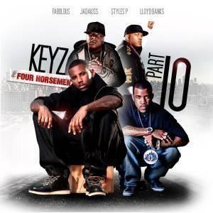Jadakiss Fabolous Lloyd Banks Styles P 4 Horseman Rap Hip Hop Mixtape