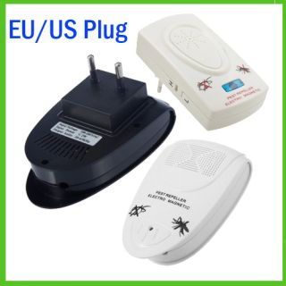 Electronic Mosquito Bug Mouse Pest Rodents Repeller Repellent