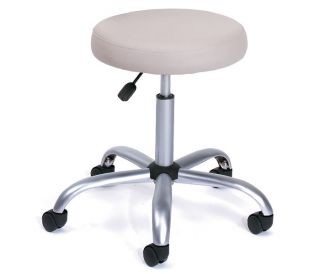 New Beige Doctor Dental Medical Exam Stool Office Chair