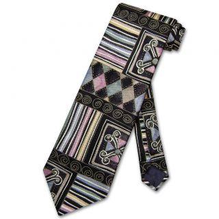 Enrico Rossini Silk Necktie Made in Italy Design Mens Neck Tie 3096 3