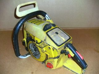John Deere Echo Powerhead Big Saw Echo 8000 Parts or Repair