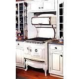 Elmira Stove Works Cream Vintage Style Electric Range Cooks Delight