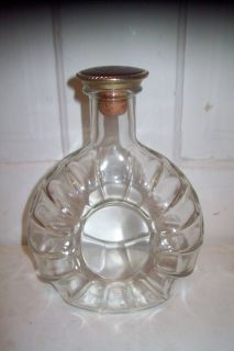 Remy Martin XO Fine Champagne Cognac Decanter Bottle 0 75 Liter Size