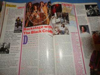 Seventeen 1992 Angelina Jolie JCPenny Ad Kristi Yamaguchi Moira Kelly