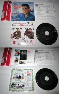 Elvis Presley 2007 Japan Mini LP CD Christmas Album 24bit Japanese