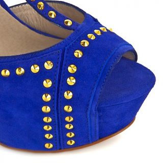 Shoes Pumps Steven by Steve Madden Astrro Suede Sandal