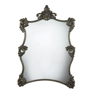 Home Décor Art & Wall Décor Mirrors 42 Moorefield Gold Leaf Mirror