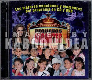Pequeños Gigantes Las Mejores Canciones Y Momentos CD DVD New
