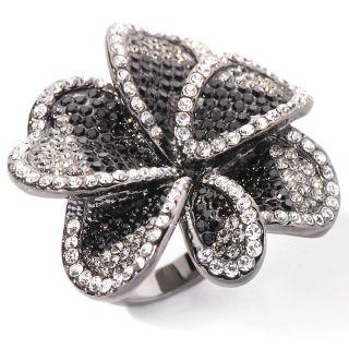 Justine Simmons Jewelry Justine Simmons Jewelry Pavé Crystal Hematite