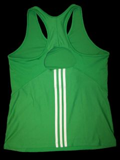Adidas Womens Energy Tank Top Signal Green