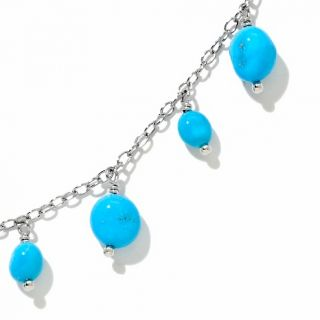 Jewelry Necklaces Beaded Heritage Gems Sleeping Beauty Turquoise