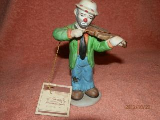 Emmett Kelly Jr Clown