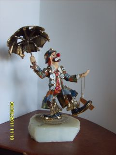 Emmett Kelly Clown Figure
