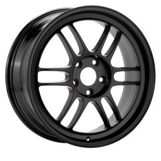 Enkei RPF1 Black 17x8 5x114 3 35 Racing Series Wheel Rim