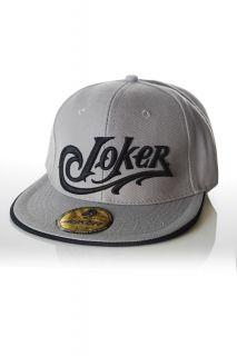 Joker Brand La Los Angeles Westcoast Hip Hop Cap Latino FullCap Logo