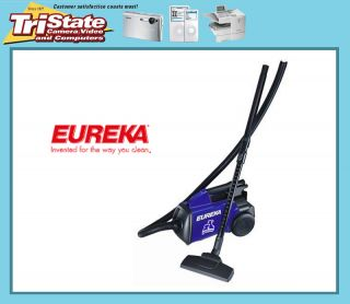 Eureka Pet Lover 3684F Canister Vacuum Cleaner New