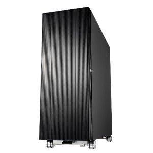 Li PC V2120B Black EATX ATX M ATX HPTX Full Tower Aluminum Case