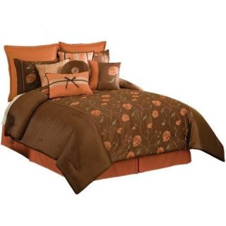 Vida by Eva Mendes Kiki 4 Piece Comforter Set California King Set $400