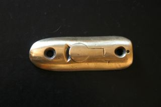 Lee Enfield Brass Butt Plate for No4 MK1 No4 MK2 No1 MK3 Rifles