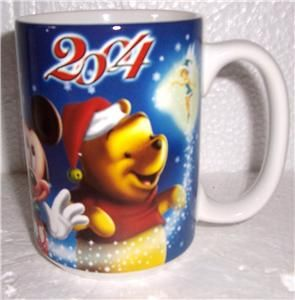 Disney World Mickey Mouse Friends Extra Large Ceramic Mug