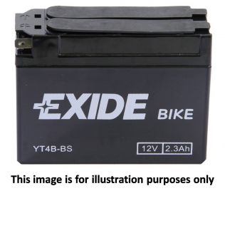 exide motorcycle battery yb30l b price £ 57 00 delivery