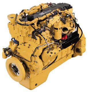 New C7 Caterpillar Diesel Complete Engine Cat Warranty