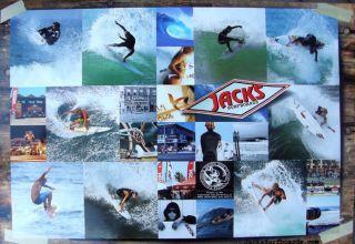 08 Jacks Surf Team Poster Jon Florence Erica Hosseini