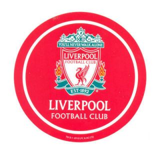 Liverpool Authentic EPL Car Window Sticker