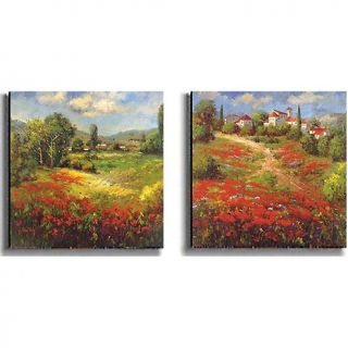 105 9897 house beautiful marketplace country village canvas art by