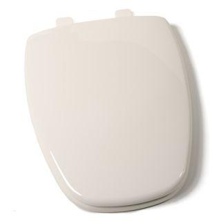 Eljer New Emblem Design Plastic Elongated Toilet Seat Bone